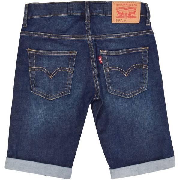 Bilde av Levi´s 511 Bermuda shorts - Indigo