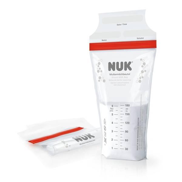 Bilde av Nuk Breast Milk Bags