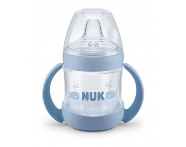 Bilde av Nuk nature Sense PP Learner Bottle Si, Blue