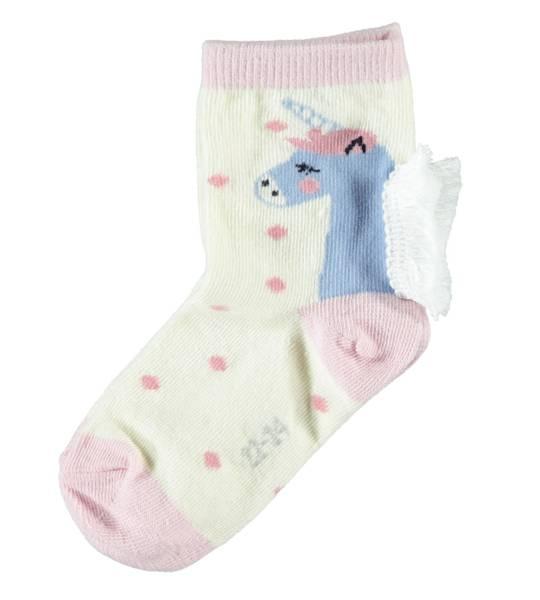 Bilde av NmfBralle Sock - Pink Nectar