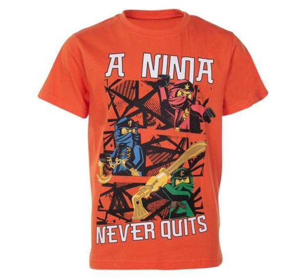 Bilde av Ninjago t-shirt s/s - Orange