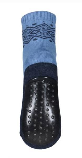 Bilde av Robin antiskli sokk - Captains Blue