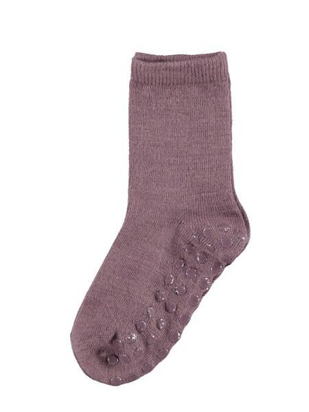 Bilde av NmfWak Wool 2pk Sock W/non Skeid - Flint
