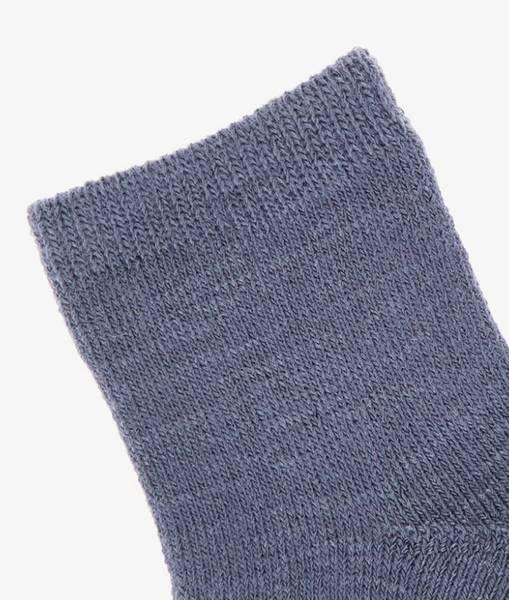 Bilde av NbmWaksi wool terry sock - Ombre Blue