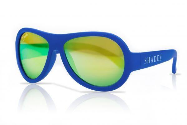 Bilde av Shadez Solbrille Baby 0-3 år - Blue