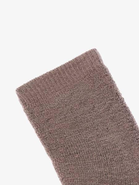 Bilde av NbmWaksi wool terry sock - Iron