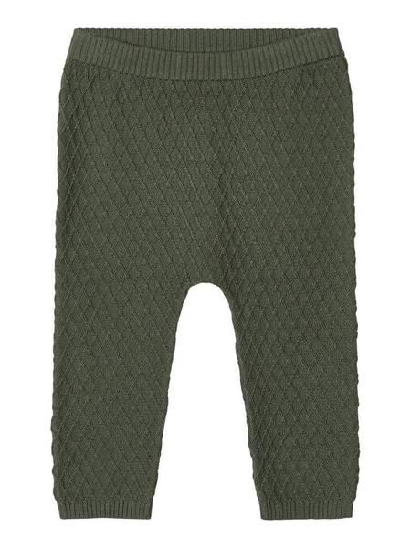 Bilde av Nbmomalle knit pant - thyme