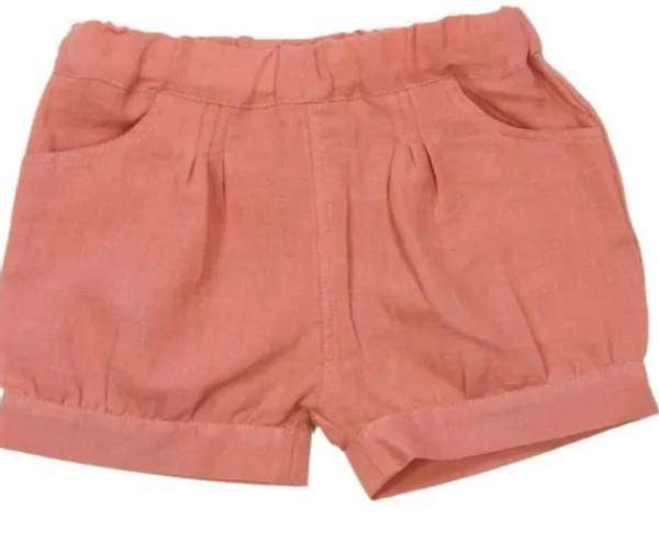 Bilde av MeMini Minora Baby Shorts - Terracotta