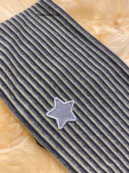 Bilde av Kivat Pannebånd - Striper, Stjerne - Grønn