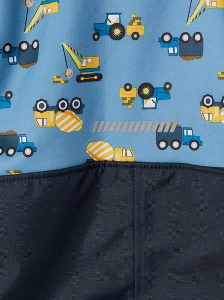 Bilde av nmmALFA softshelldress maskiner - Captains blue