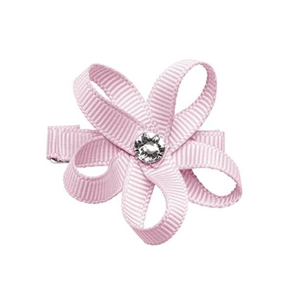 Bilde av Prinsessefin Isabell sløyfe - Icy Pink