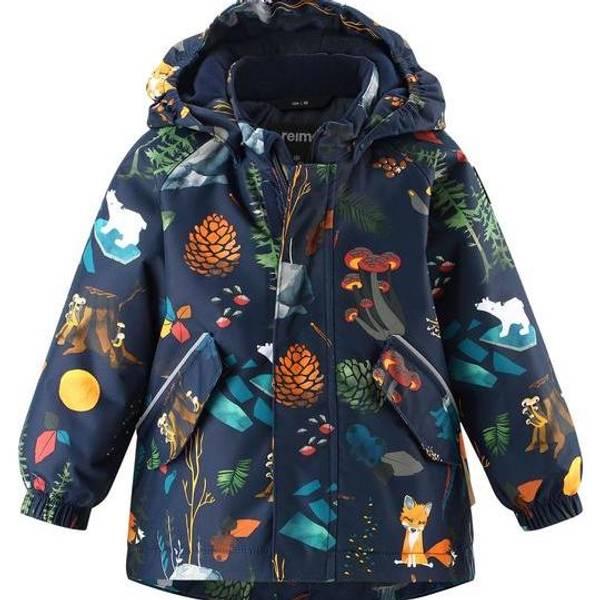 Bilde av Reimatec winter jacket Antamois - Navy