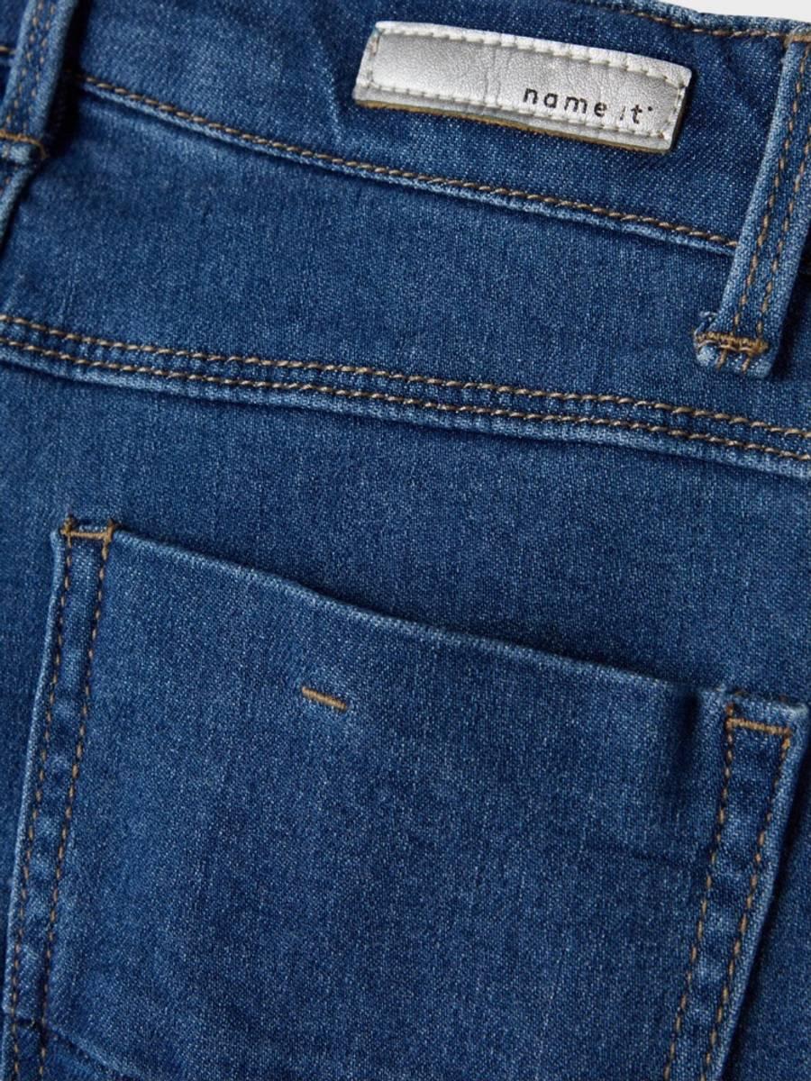 NkfBWide dnmTaspers 2528 pant - Medium Blue Denim