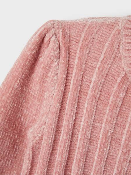 Bilde av NkfKula ls knit - Pale Mauve