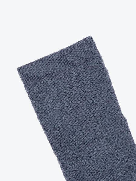 Bilde av NmmWaksi wool terry sock xx - Ombre Blue