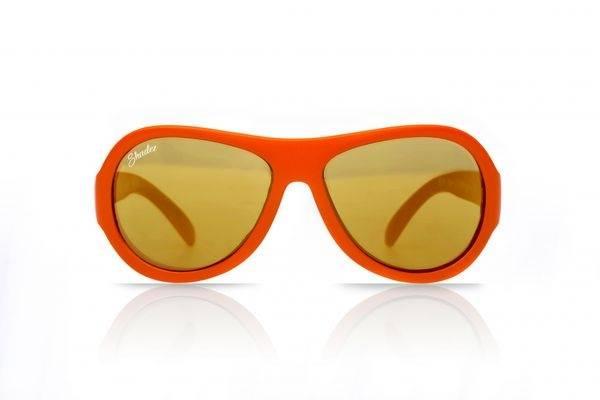 Bilde av Shadez Solbrille Baby 0-3 år - Orange