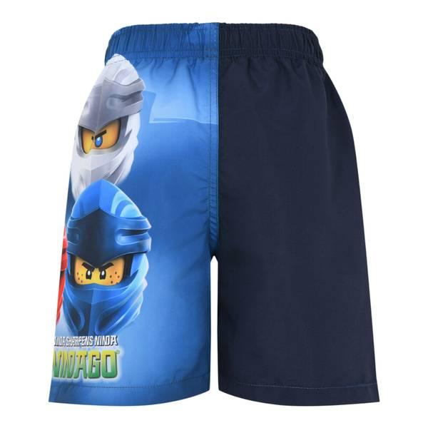 Bilde av Ninjago long swim shorts - Dark navy