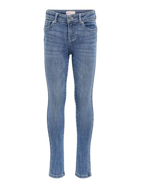 Bilde av KonPower Skinny Jeans AZG - Light Blue Denim