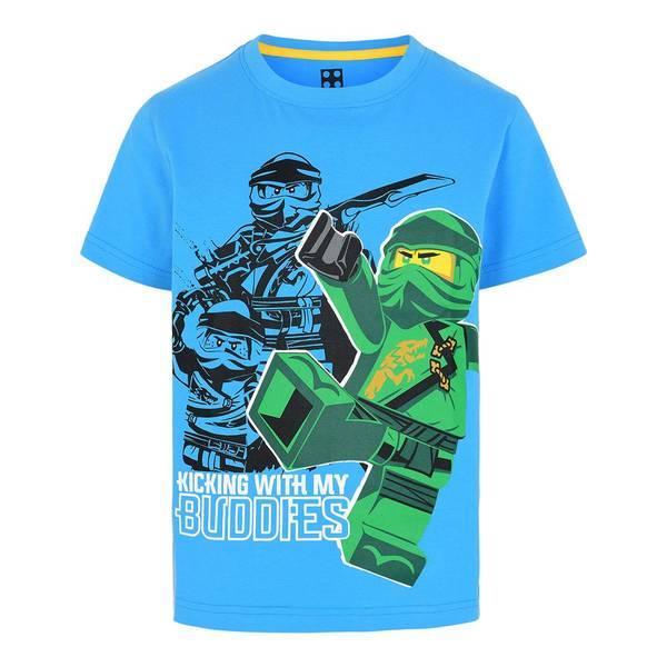 Bilde av Ninjago T-skjorte ss - Blue