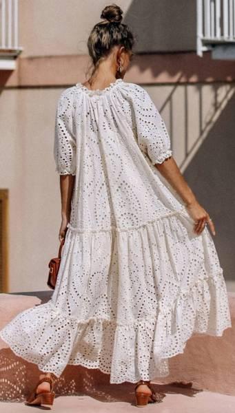 Blondie Maxi Dress
