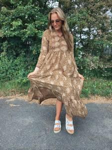 Bilde av Gipsy Silk Dress