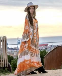 Bilde av Clair Batik Dress