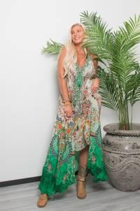 Bilde av Hi-Lo Dress Valery Vain
