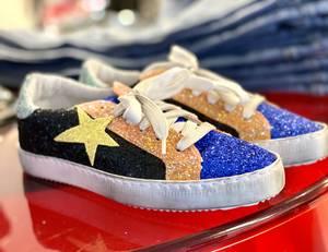 Bilde av Glitter Sneakers Multi