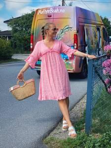 Bilde av Raw Linen Dress
