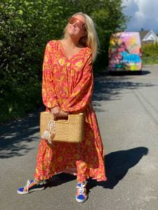 Bilde av Vega Maxi Dress
