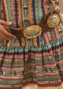 Bilde av Boucle Leather Belt Miss June