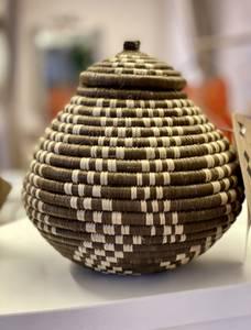 Bilde av Afrikansk liten zulukurv