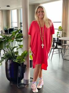 Bilde av Selma Slub Dress Mother Boah
