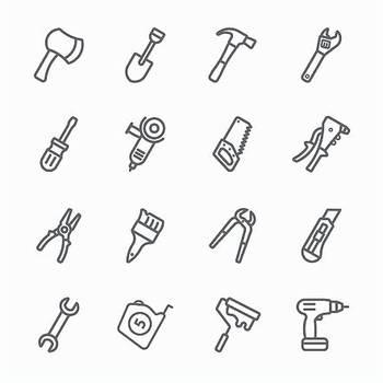 Div. verktøy