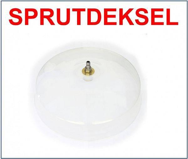 Sprutdeksel m/ QD hurtigkobling