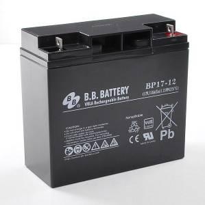 Bilde av Blybatteri - 12V / 17Ah