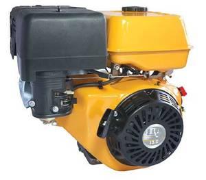 Bilde av 6,5HK Bensinmotor m/12V