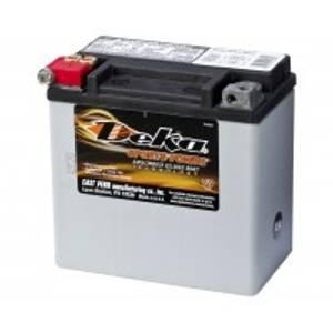 Bilde av DEKA MC Batteri 12V 12AH 220CCA ETX14