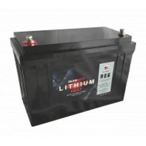 Bilde av SKANBATT Lithium HEAT Pro 12V 125AH 150A BMS 5