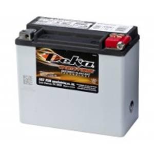 Bilde av DEKA MC Batteri 12V 17,5AH 310CCA ETX20L