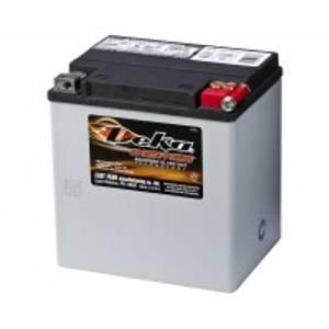 Bilde av DEKA MC Batteri 12V 26AH 400CCA ETX30L