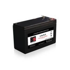 Bilde av SKANBATT Lithium Batteri 12V 9AH 15A BMS (serie)