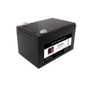 Bilde av SKANBATT Lithium Batteri 12V 12AH 30A BMS (serie)