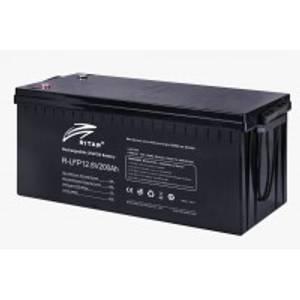 Bilde av RITAR Lithium Batteri 12V 200Ah LiFePO4 BMS 100A
