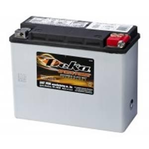 Bilde av DEKA MC Batteri 12V 20AH 340CCA ETX18L