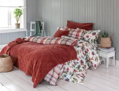 Bilde av Ana sengeteppe cayenne