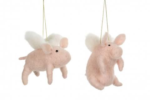 Bilde av Flyvende ros gris
