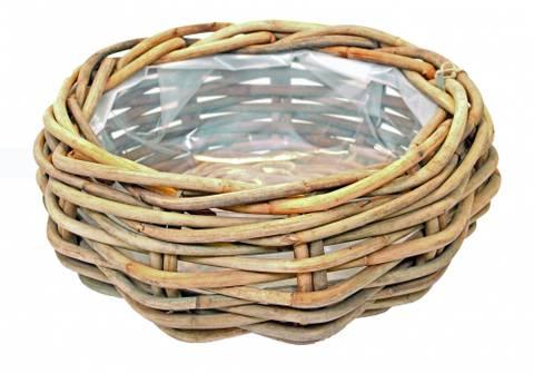 Bilde av Basket lav rund kurv