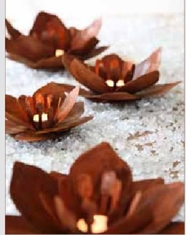 Bilde av Blomst Fleur med stang 2 str