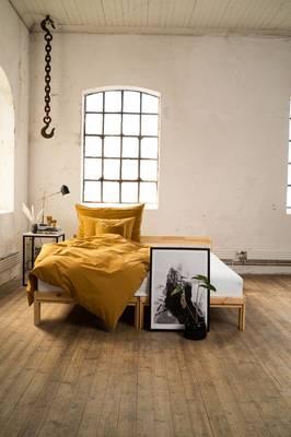 Bilde av Ana sengeteppe gult